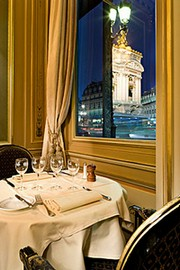 café de la paix best luxury gourmet michelin restaurants paris france