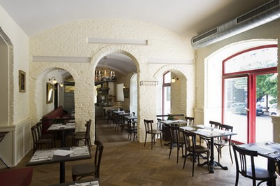 french brasserie la gare prague