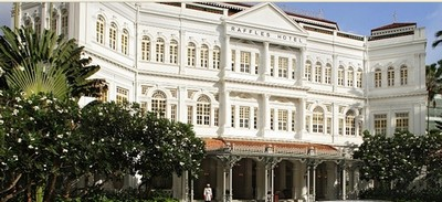 best prestigious luxury hotels and palace hotels singapore raffles
