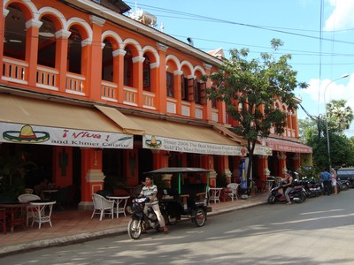 best gourmet restaurants angkor siem reap night market old french quarter