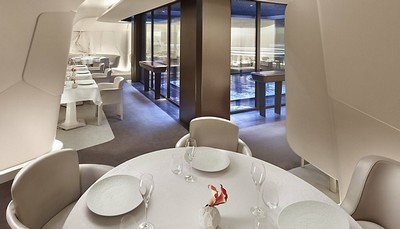 mandarin oriental sur mesure thierry marx michelin star best gastronomic restaurants in paris