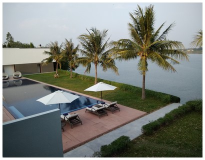 most luxury mekong resort cambodia the balé phnom penh