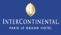 intercontinental hotel paris