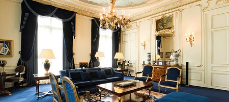 grand hotel paris presidential suite
