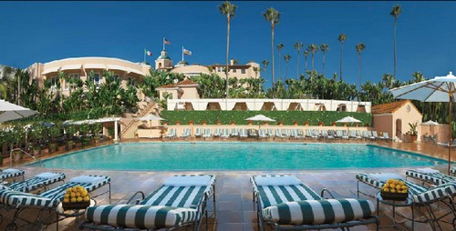beverly hills movie star people jet set first class hotel los angeles
