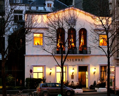 lasserre best luxury gourmet michelin restaurants paris france