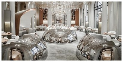 alain ducasse plaza athenee best luxury gourmet michelin restaurants paris france