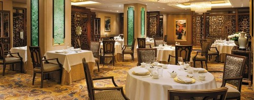 shang palace best michelin star chinese restaurant paris shangri la hotel
