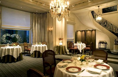 taillevent alain soliveres best luxury gourmet michelin restaurants paris france