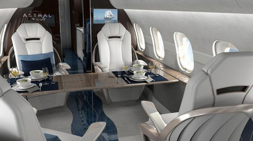 Best private vip jets around the world
