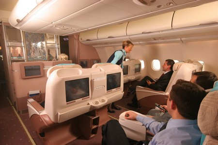 Turkish Airlines Tk Business Class Inflight Test