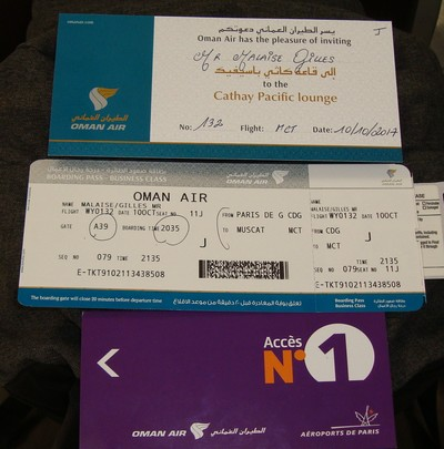 oman air business class paris muscat check in business class
