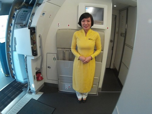 vietnam airlines  business class review long haul new airbus a359 - 900