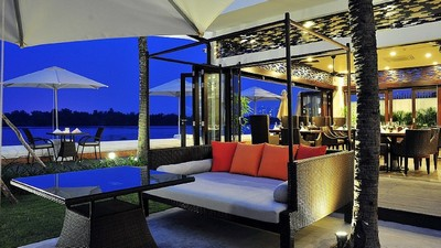villa song saigon best luxury boutique hotel riverside in central ho chi minh city vietnam